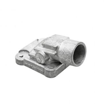 PIPE ADMISSION CYCLO MALOSSI ALU POUR PEUGEOT 103 SP-MVL DIAM 19mm / DIAM EXT 24mm (POUR CARBU PHBG 17-19-21) -02 2083B-