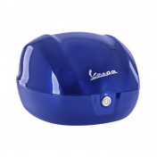 VESPA PRIMAVERA PAINTED TOP BOX - BLU
