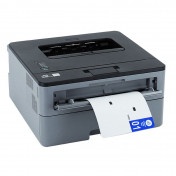 PRINTER FOR LICENSE PLATE - TOP PLAQ LASER - FOR MOTORBIKES PLATES