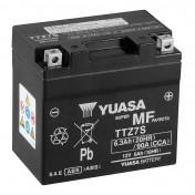 "BATTERY 12V 6 Ah TTZ7S YUASA MF VRLA ""READY TO USE"" (Lg113xL70xH105)"