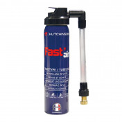 BOMBE REPARATION HUTCHINSON SPRAY LATEX POUR CHAMBRE A AIR ET TUBELESS (75ml)
