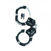 ANTIVOL A MENOTTE MASTERLOCK STREET CUFF L36cm - LIVRE AVEC 4 CLES - NIVEAU SECURITE 9 POUR VELO ET TROTTINETTE
