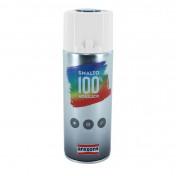 BOMBE DE PEINTURE AREXONS ACRYLIQUE 100 GRIS AEROSOL 400 ml (3609)