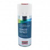 BOMBE DE PEINTURE AREXONS SMALTO SPECIAL METAL BRILLANT ROUGE TRAFIC RAL 3020 AEROSOL 400 ml (3815)
