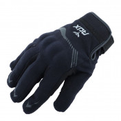 GLOVES - ALL SEASON ADX CITY COURSIER BLACK SIZE 8 (S) (NF APPROVED EN 13594 : 2016)