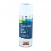 BOMBE DE PEINTURE AREXONS SMALTO SPECIAL METAL BRILLANT GRIS ARGENT AEROSOL 400 ml (3803)