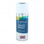 BOMBE DE PEINTURE AREXONS SMALTO SPECIAL METAL BRILLANT BLEU TRAFIC RAL 5017 AEROSOL 400 ml (3845)