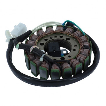 IGNITION STATOR FOR ENGINE - YAMAHA 250 4 stroke- (18 poles - TRIPHASE) -SELECTION P2R-