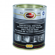 POLISH METAL AUTOSOL STAINLESS STEEL POUR ACIER INOXYDABLE (POT 750ml) (MADE IN GERMANY - QUALITE PREMIUM)