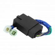CENTRALE ELECTRONIQUE CDI MAXISCOOTER ADAPTABLE KYMCO 500 XCITING 2004>2006 (12V) (R.O 00169093 / 30410-LBA2-E00) -SELECTION P2R-
