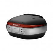 TOP CASE SHAD SH50 NOIR BRUT (D0B5000)