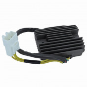 REGULATEUR DE TENSION MAXISCOOTER ADAPTABLE HONDA 400 SILVERWING 2006>2008, 600 SILVERWING 2002>2011 (12V - TRIPHASE) -SELECTION P2R-