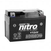 "BATTERY 12V 4 Ah NTZ4V NITRO SLA MAINTENANCE FREE ""READY TO USE"" (Long 113mm x Wd 70mm x H. 85mm)"
