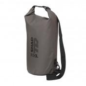 DUFFLE BAG - SHAD 100% WATERPROOF - 20Lt WITH SHOULDER STRAP (Ø 25,5xH53,5cm) (PVC) (X0IB20)