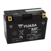 BATTERY 12V 8 Ah YT9B YUASA AGM -FACTORY ACTIVATED- READY FOR USE (Lg150xW70xHt105)