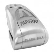 ANTIVOL BLOQUE DISQUE AUVRAY B-LOCK AVEC ALARME SONORE DIAM 10mm INOX (CLASSE SRA)