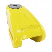 ANTIVOL BLOQUE DISQUE AUVRAY DK10 DIAM 10mm JAUNE (CLASSE SRA)