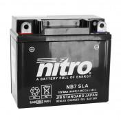 "BATTERY 12V 8 Ah NB7 NITRO SLA MAINTENANCE FREE ""READY TO USE"" (Lg135x wd75xH133mm)"