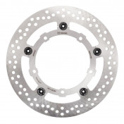 BRAKE DISC FOR YAMAHA 700 MT-07 2014> Front, XSR 2016> Front, XSR XTRIBUTE 2019> Front, XTZ TENERE 2019> Front, TRACER 2016> Front (EXTERNAL 282mm - INT 132.1mm - 5 Drill holes) (DF5321AF) -NEWFREN-