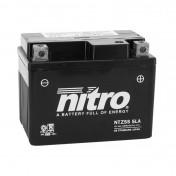 BATTERIE 12V 3,5 Ah NTZ5S NITRO SLA SANS ENTRETIEN PRETE A L'EMPLOI (Lg113xLg70xH85mm)