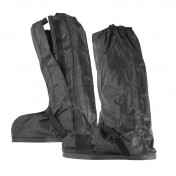 BOOT COVER - AUTUMN/WINTER - TUCANO (WITH SIDE OPENING) BLACK FOR BOOTS 36-37 euro Size