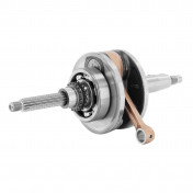 CRANKSHAFT FOR MAXISCOOTER YAMAHA 125 X-MAX/MBK 125 SKYCRUISER -P2R- SUPPLIED WITH BEARINGS