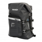SAC/BALUCHON/SACOCHE MOTO SHAD SW45 NOIR 40L (FIXATION INCLUE) (X0SW45)