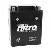 "BATTERY 12V 12 Ah NTX14AH NITRO SLA MAINTENANCE FREE ""READY TO USE"" (L134x wd89xH166mm)"