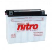 BATTERY 12V 20 Ah N50-N18L-A3 NITRO WITH MAINTENANCE (Lg205x wd90xH162mm)