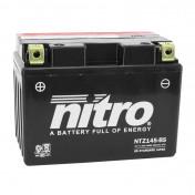 BATTERY 12V 11,2 Ah NTZ14S-BS NITRO MF MAINTENANCE FREE WITH ACID PACK (Lg150x wd87xH110mm)