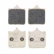 BRAKE PADS SET (4 pads) CL BRAKES FOR DUCATI 1000 MONSTER S4R-S 2006> Front / KTM 990 SUPERDUKE 2005> Front /TRIUMPH 1050 SPEED-TRIPLE 2008> Front (1033 A3+ TOURING SINTERED)