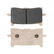 BRAKE PADS SET (2 pads) CL BRAKES FOR HONDA 125 CR R 2018>, 300 CB R 2018>, 1000 CRF L AFRICA TWIN 2016>, 1100 CB RS 2017> Front (1245 A3+ TOURING SINTERED)