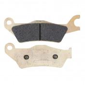 BRAKE PADS SET (2 pads) CL BRAKES FOR SUZUKI 125 GSX-R, GSX-S 2017> Front (1258 A3+ TOURING SINTERED)