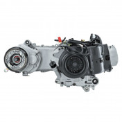 """ENGINE - COMPLETE FOR CHINESE 50 CC-4STROKE GY6, 139QMB 10"""" Wheels (VARIATOR CASE Lg 400mm - Wheel axle Ø16mm) -P2R-"""