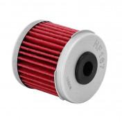 OIL FILTER FOR MAXISCOOTER HIFLOFILTRO FOR DAELIM 125 VC, VS, VT/LML 125 STAR (38x38mm) (HF167)
