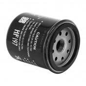 OIL FILTER FOR MAXISCOOTER HIFLOFILTRO FOR QUADRO D/S 2013> (50x70mm) () (HF 197)