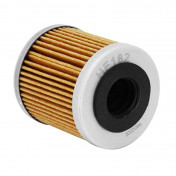 OIL FILTER FOR MAXISCOOTER HIFLOFILTRO FOR PIAGGIO 350 BEVERLY 2011> (45x49mm) (HF 182)