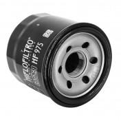 OIL FILTER FOR MAXISCOOTER HIFLOFILTRO FOR SUZUKI 650 BURGMAN 2003>2012 (68x65mm) (HF975)