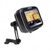 SUPPORT GPS SHAD POUR ECRAN 4'3 (FIXATION SUR RETROVISEUR) (X0SG40M)