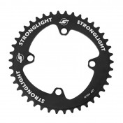 CHAINRING FOR BMX- 4 Arms- 42T.Ø 104 SINGLE STRONGLIGHT (FOR CHAIN 1/2 x 3/32)