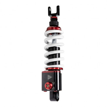 AMORTISSEUR MAXISCOOTER ADAPTABLE YAMAHA 560 TMAX 2020> (RS24/10-R - ENTRAXE 330mm) -MALOSSI-