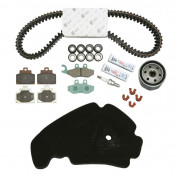 """MAINTENANCE KIT """"PIAGGIO GENUINE PARTS"""" 500 MP3 ABS 2014>2017 (WITH SLIDING GUIDES) -1R000375-"""