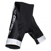 SHORTS FOR CHILD- BLACK/WHITE 8/10 Y.O.
