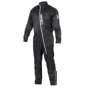 RAIN SUIT - ONE PIECE - HEVIK ULTRALIGHT BLACK M (NYLON 190T)