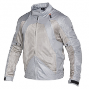 JACKET HEVIK ALFA FOR MEN GREY L (SPRING OR SUMMER)