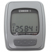 COMPUTER- BICYCLE UNION 5N GREY (5 FUNCTIONS)