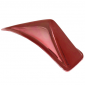 ADHESIVE AILERON FOR HELMET - RED