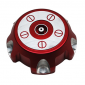 FUEL CAP ( REPLAY) FOR XPS- ALU RED