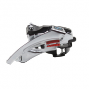 DERAILLEUR-FRONT-FOR ATB- SHIMANO 7/8 SPEED. ACERA/ALTUS M310 CLAMP ON DOWN Ø 34,9/31,8-TOP AND DOWN PULL