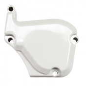 OIL PUMP COVER ( REPLAY) FOR DERBI 50 SENDA 2006>, GPR 2006>/GILERA 50 SMT 2006>, RCR 2006> 2006> WHITE